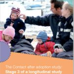 Key research findings from the Contact after Adoption Study